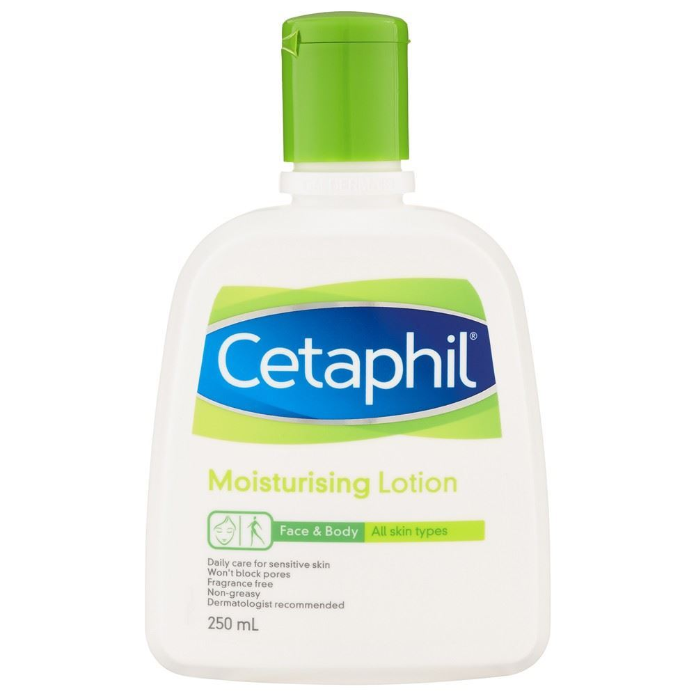 Cetaphil Moisturizing Lotion 250mL