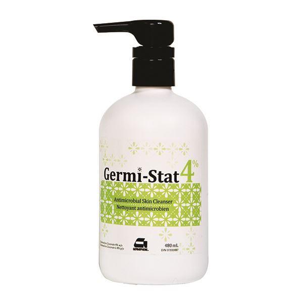 Germi-Stat 4% Gel 480mL