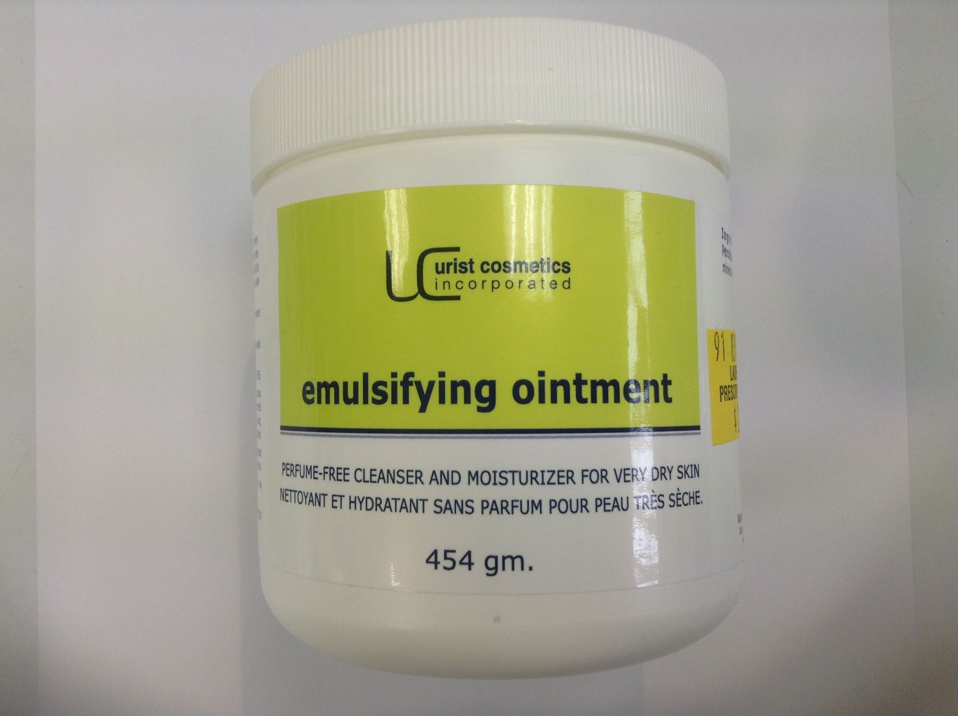 Emulsifying Ointment 454g