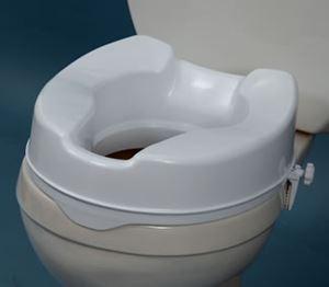 "Raised Toilet Seat 2"""