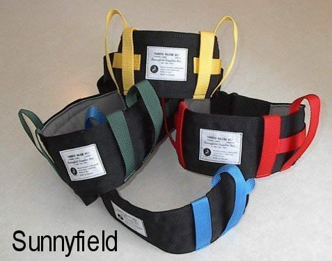 Sunnyfield Transfer Belt