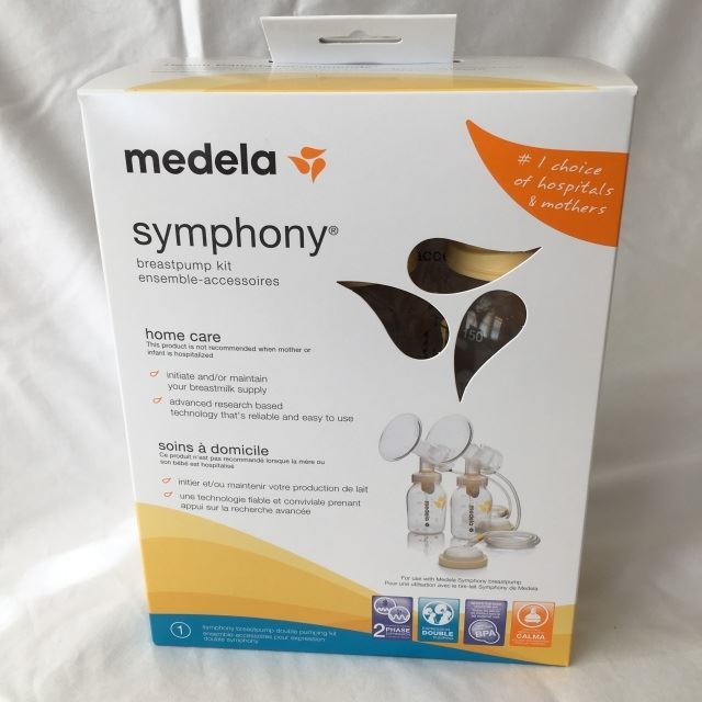 Medela Symphony Breastpump Kit
