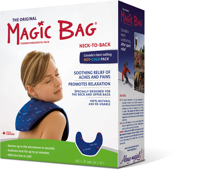 Magic Bag - Neck-to-Back